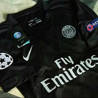 (NO MORE STOCKS) PSG 3RD DARK LIGHT 15/16 JERSEY_LIMITED STOCKS AVAILABLE ONLY FOR FAN VERSION