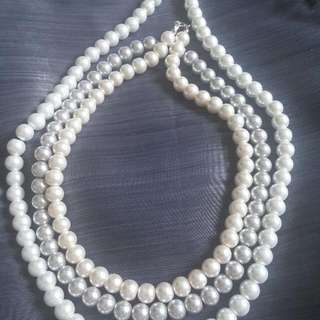 Synthetic Pearls