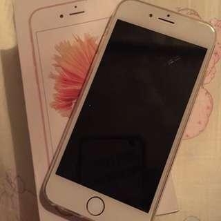 急售iphone6s 64g玫瑰金