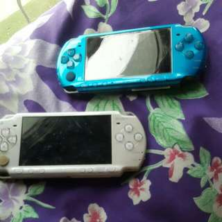 2 Working PSPs [ PRICE DOWN ] [ BLUE SOLD]