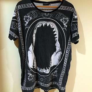 Givenchy Replica Print Tee