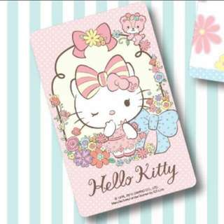 Limited Edition Hello Kitty Flower Party Ezlink