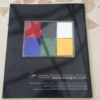 Maqpro三原色加黑白主命盤現貨