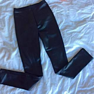 Look Leather Legging