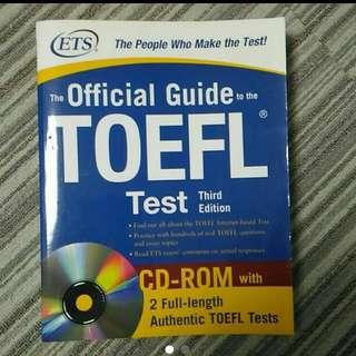 TOEFL Office Guide 托福 參考書 英文 toefl