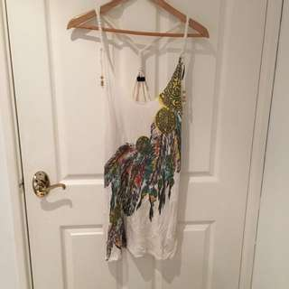 Indian Feather Dress