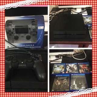 PS4+5片遊戲