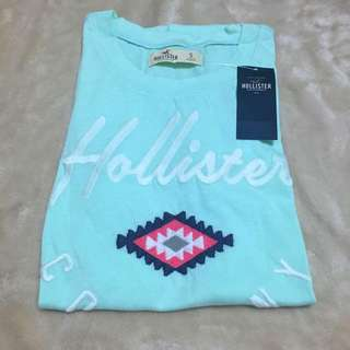 正貨 Hollister T-shirt 女生 S