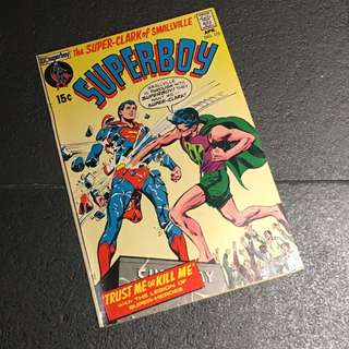 Vintage Bronze Age SUPERBOY Comic #173