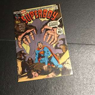 Super Boy Comic #172