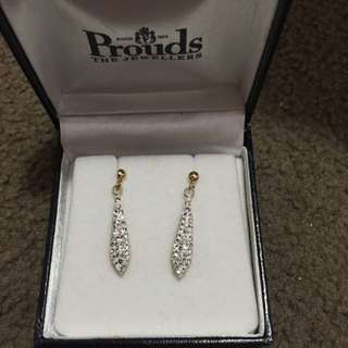 Brand New Prouds Earrings