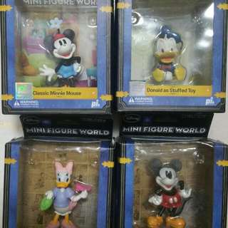 Disney Figurines $5 each