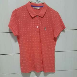 BRAND NEW HUSH PUPPIES Polo Tee