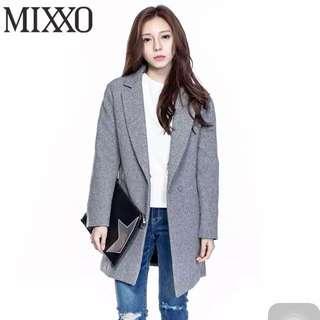 MIXXO GREY COAT