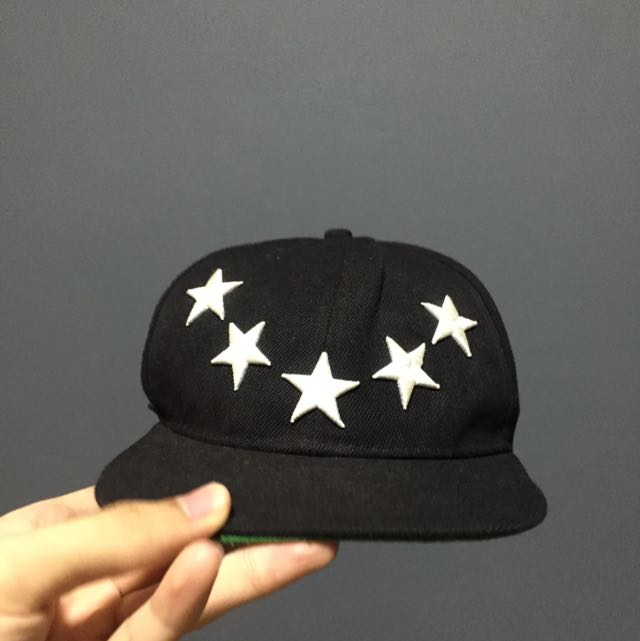 d3602b8498f40 5 Stars Cap - Snap Back Givenchy Inspired