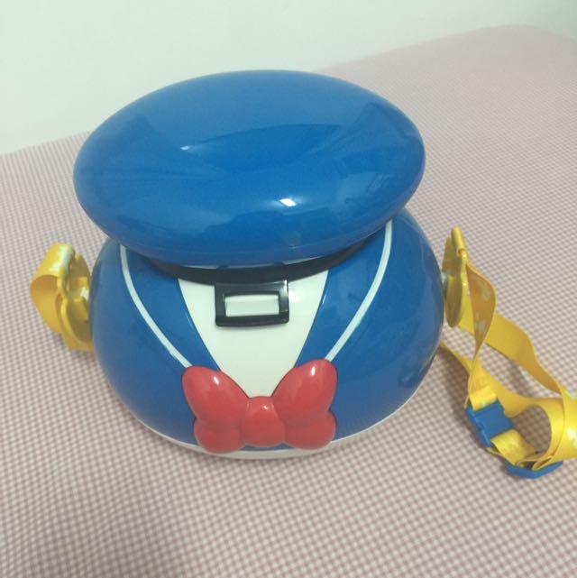 日本東京迪士尼-唐老鴨爆米花桶