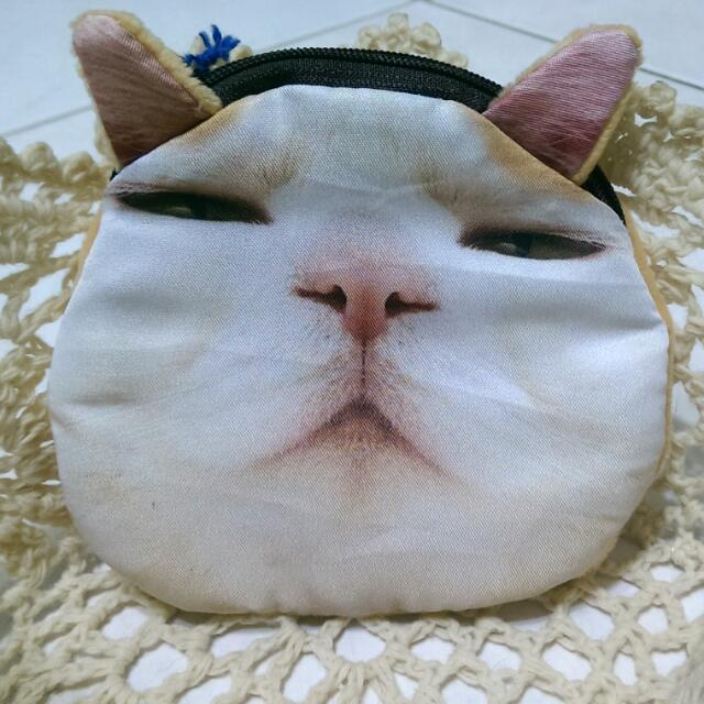 貓咪零錢包