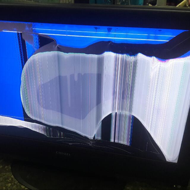 壞掉的電視 Chemi