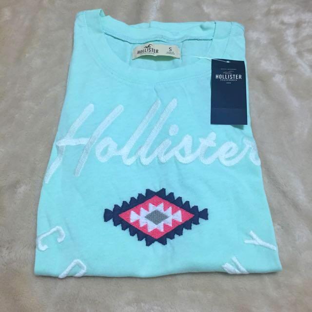 正貨 Hollister T-shirt 女生 S