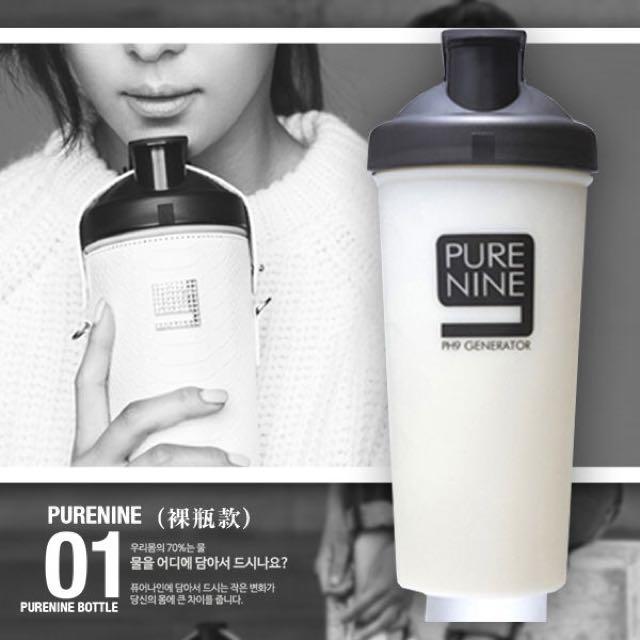 【韓國 PURENINE】PH9智能轉鹼水壺裸瓶
