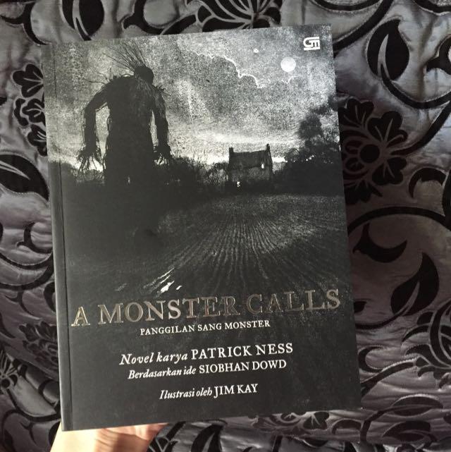 A Monster Calls - Panggilan Sang Monster - Patrick Ness (terjemahan)