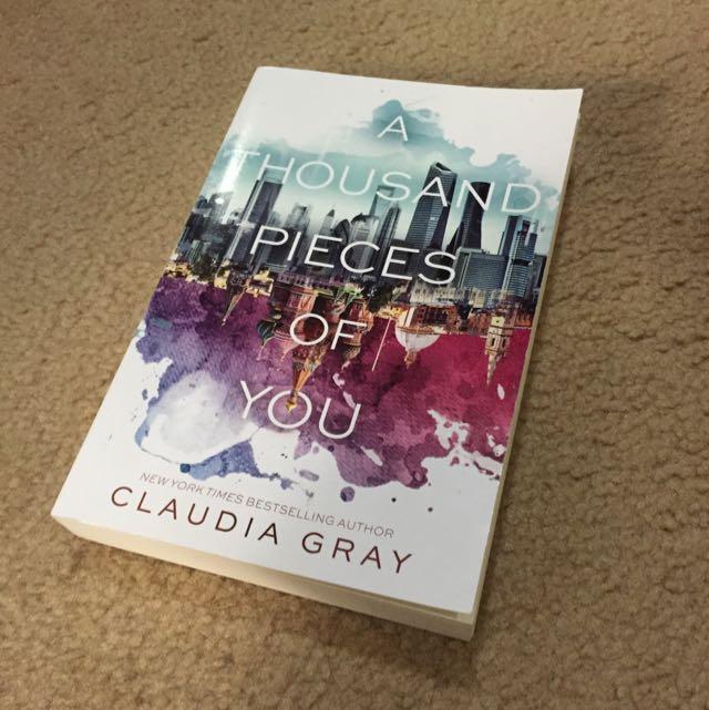 A Thousand Pieces of You - Claudia Gray (English Novel)