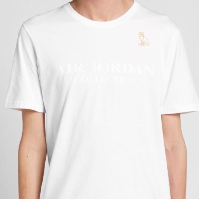 Air Jordan X Ovo 短T M號