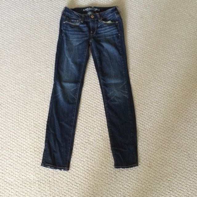 American Eagle Mid Rise Jeans,