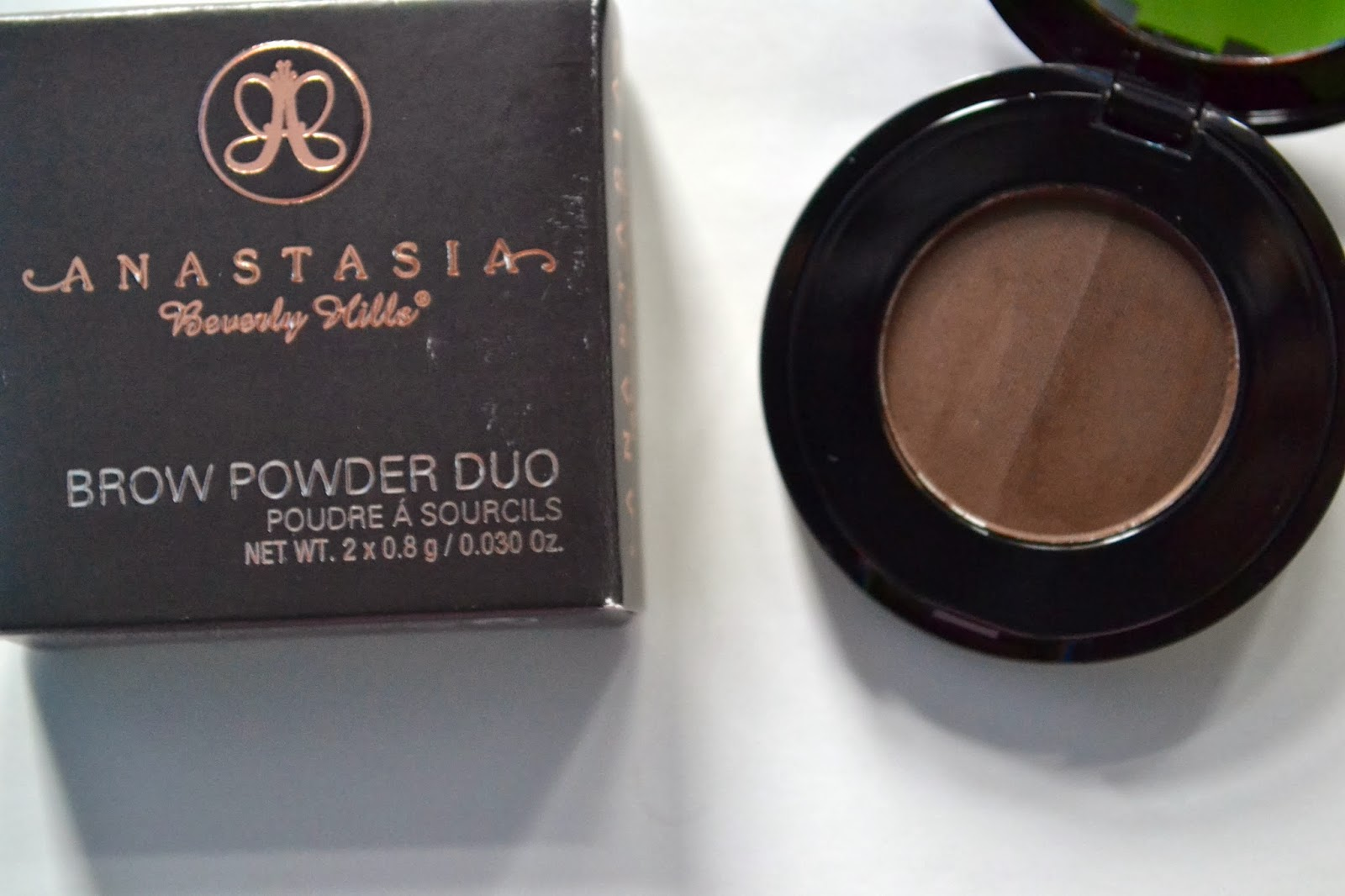 ANASTASIA Brow Powder Duo in Chocolate