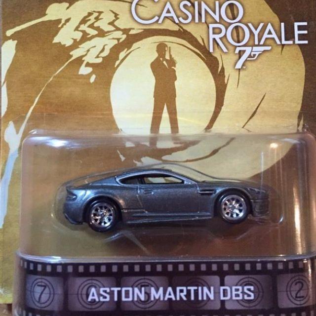 Aston Martin Dbs James Bond Casino Royale Toys Games