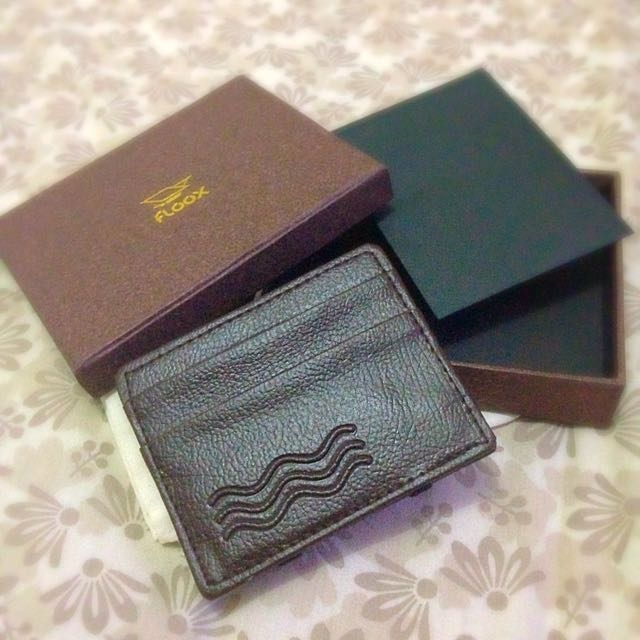 card holder and wallet floox