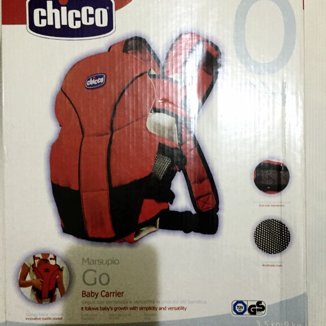Chiccd 嬰兒背帶
