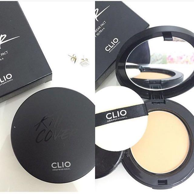 Clio Professional Makeup Powder