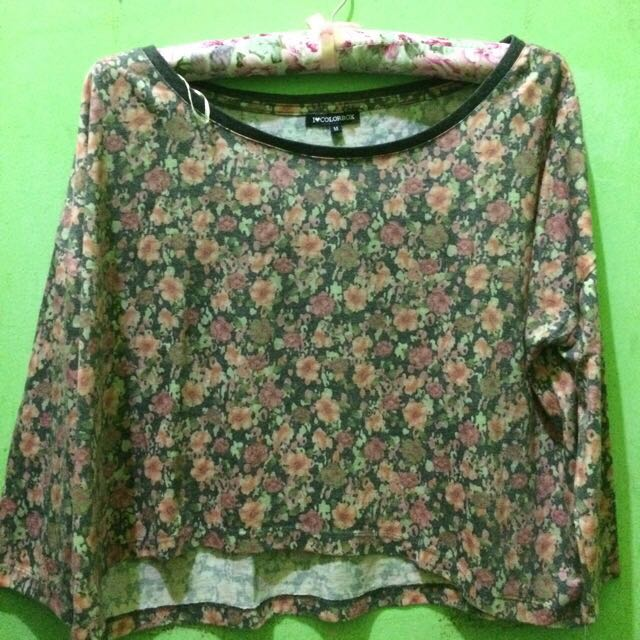 Colorbox Flower Tee