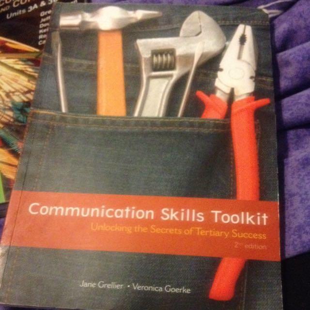 Communications Skills Toolkit