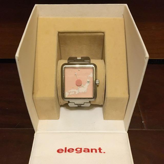 Elegant.日本手錶⌚️