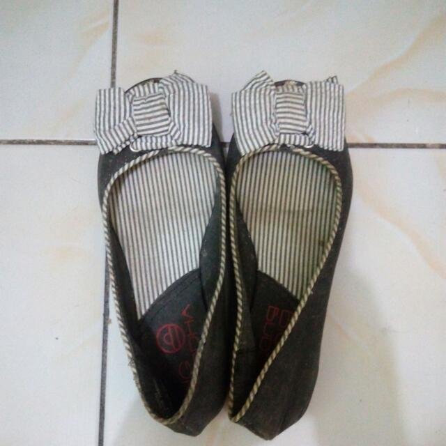 Fabric Doll Shoes