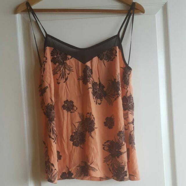 #F&F Summer Top Size S/M