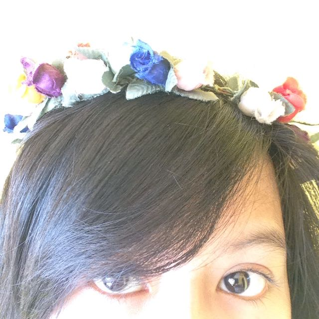 Flower Crown Rainbow