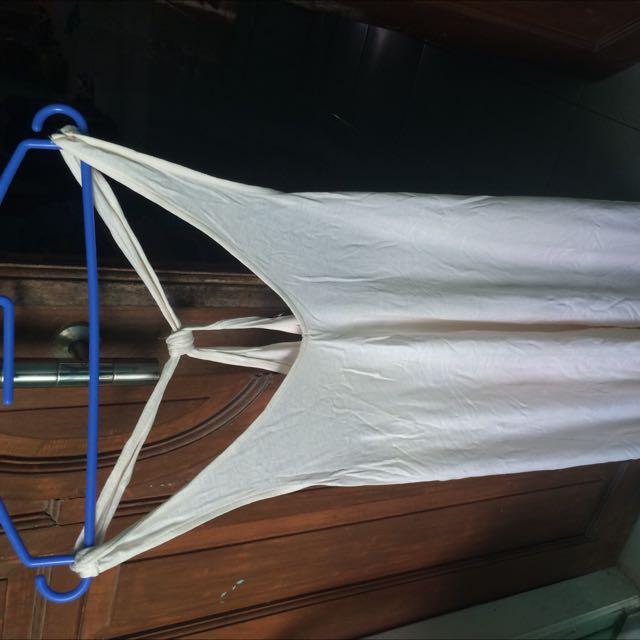 H & M Dress Bahan Kaos