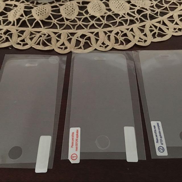 Iphone 4 screen protectors