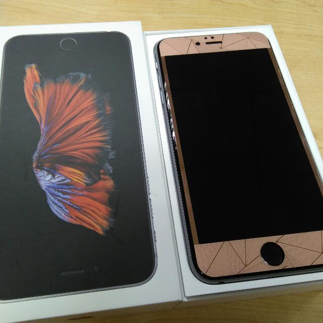 Iphone 6S Plus Silver 64GB