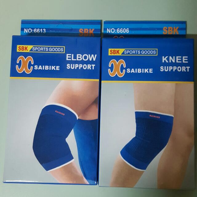 Knee Guard, Elbow Support, Protection