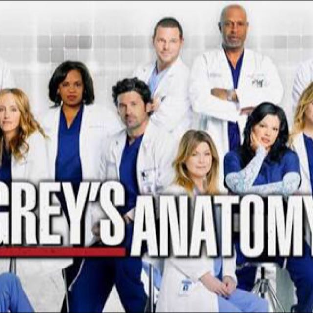 Looking For Greys Anatomy Dvd's