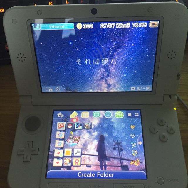 Old 3DS XL w/ luma3ds, Toys & Games on Carousell