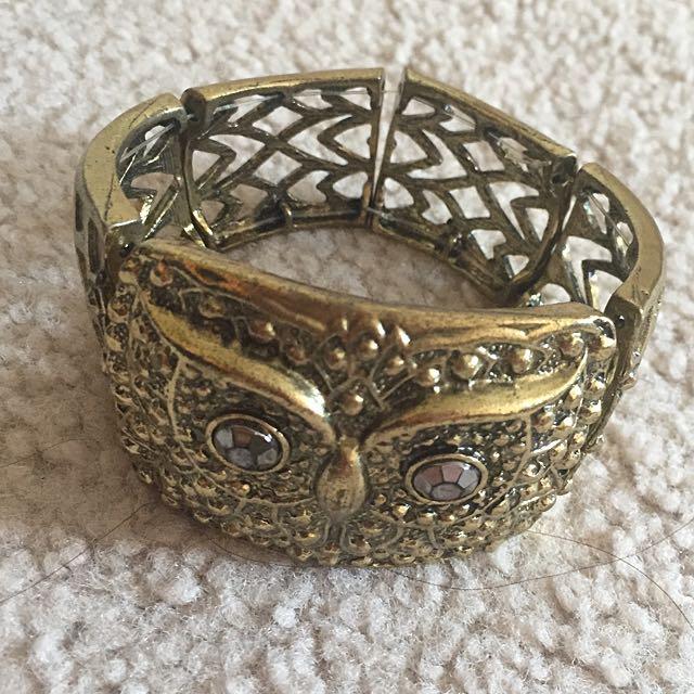 Owl Arm Bracelette