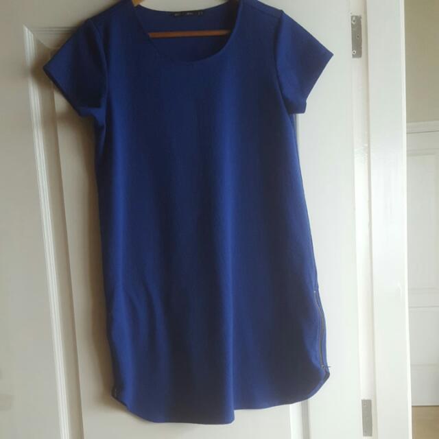 Preloved Blue FORME Dress Size M