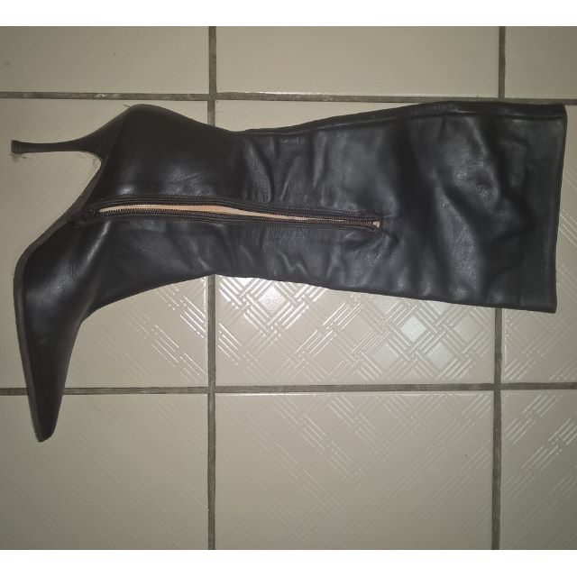Real Italian Leather Boots