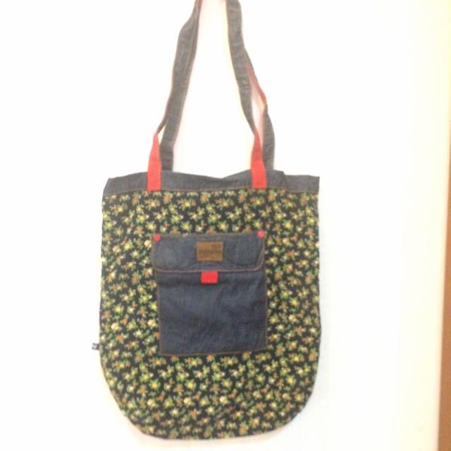 Reversible Roxy Tote Bag