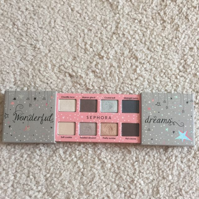 Sephora Wondeful Dreams Eyeshadow Palette